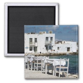 Greek Islands Paros Magnet