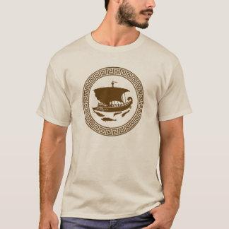 Greek Key Design T-Shirt