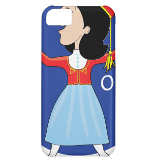 Greek Lady Dancing iPhone 5C Covers