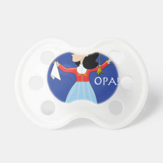 Greek Lady Dancing Pacifier