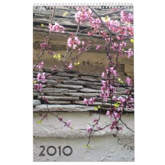 greek landscapes wall calendars