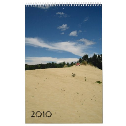 greek landscapes calendar