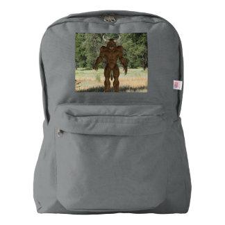 Greek Minotaur American Apparel™ Backpack