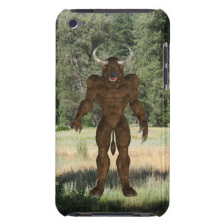 Greek Minotaur Barely There iPod Cover
