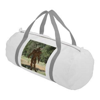 Greek Minotaur Gym Bag