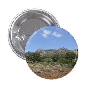 Greek Mountain View Button / Badge