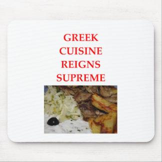 GREEK MOUSE PAD