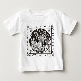 Greek Mythology - Black Baby T-Shirt