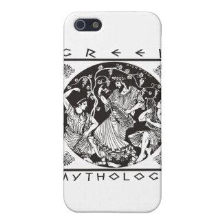 Greek Mythology (black) Case For iPhone SE/5/5s