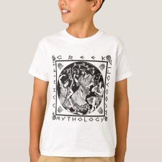 Greek Mythology - Black T-Shirt