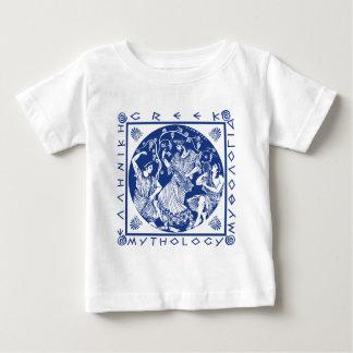 Greek Mythology - Blue Baby T-Shirt