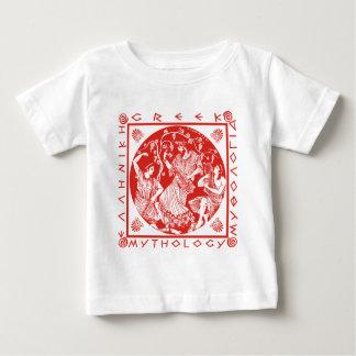 Greek Mythology - Red Baby T-Shirt