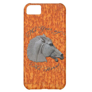 Greek Mythology Year of the Horse Cover For iPhone 5C
