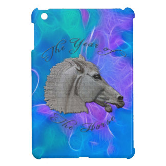 Greek Mythology Year of the Horse Cover For The iPad Mini