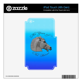 Greek Mythology Year of the Horse iPod Touch 4G Skin