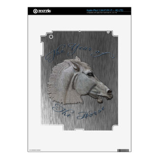 Greek Mythology Year of the Horse Skins For iPad 3
