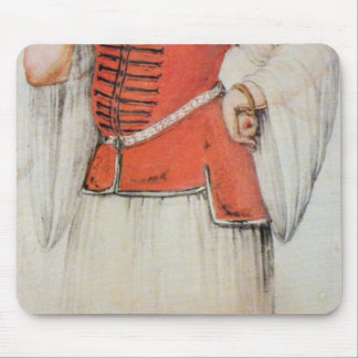 Greek or Turkish woman Mouse Pad