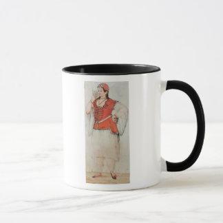 Greek or Turkish woman Mug