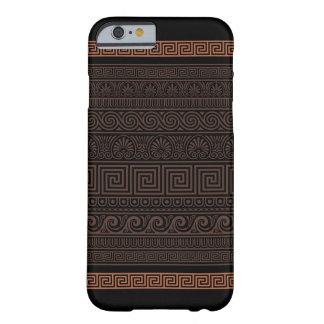 Greek Ornamental Pattern iPhone 6 Case