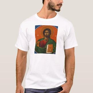 GREEK ORTHODOX ICON JESUS CHRIST T-Shirt