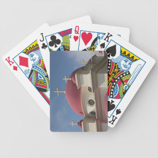 Greek Orthodox Monastery 2 Bicycle Playing Cards