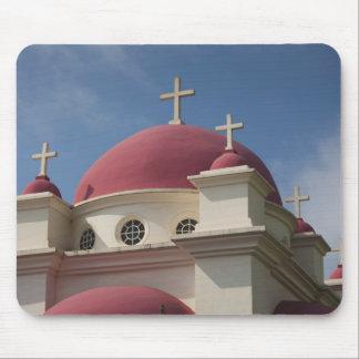 Greek Orthodox Monastery 2 Mouse Pad