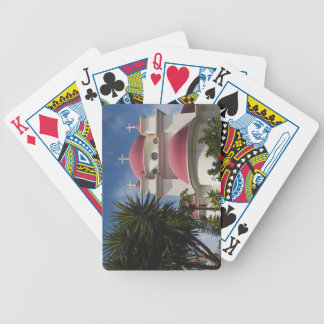 Greek Orthodox Monastery Bicycle Playing Cards