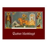 Greek Orthodox Mural Postcards