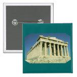 Greek Parthenon Buttons