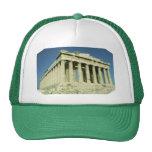 Greek Parthenon Mesh Hats