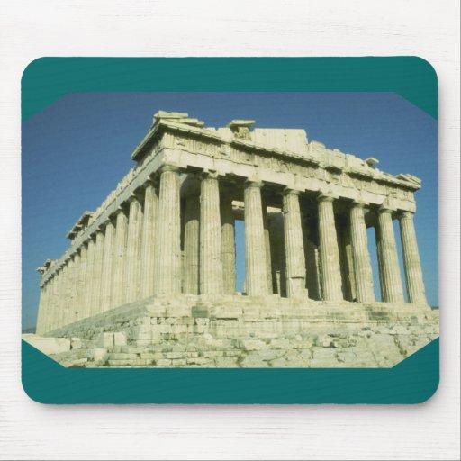 Greek Parthenon Mousepad