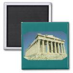 Greek Parthenon Refrigerator Magnet
