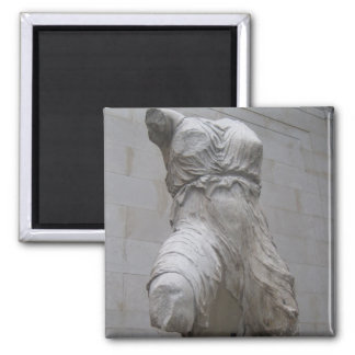 Greek Parthenon Statue Magnet