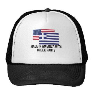 Greek Parts Trucker Hat