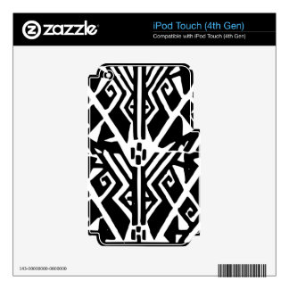 Greek Pattern iPod Touch 4G Skin