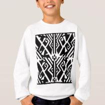 Greek Pattern Sweatshirt