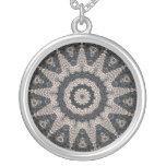 Greek Pebble Mosaic from RHODES, GREECE Custom Jewelry