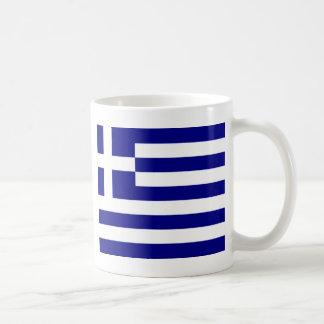 Greek pride coffee mug