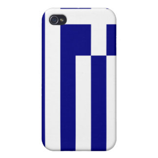 Greek pride iPhone 4 cover