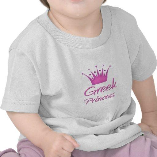 Greek Princess Shirts