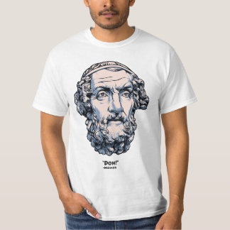 Greek Quotes -Homer Shirt