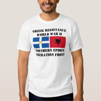 Greek Resistance MAVI T Shirt