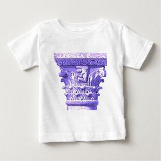 greek roman column baby T-Shirt