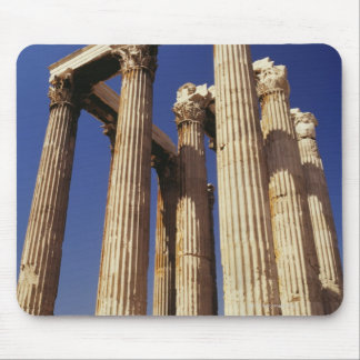 Greek ruins, Athens, Greece Mouse Pad