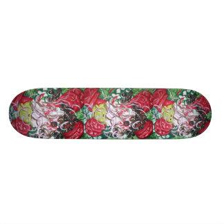 Greek Salad Skateboard