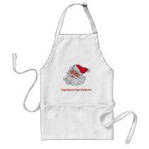 Greek Santa Claus #2 Adult Apron