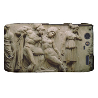 Greek Sarcophagus with a Scene showing the Battle Droid RAZR Cover