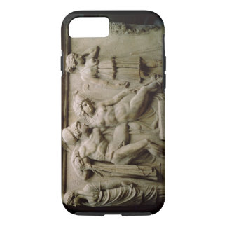 Greek Sarcophagus with a Scene showing the Battle iPhone 8/7 Case