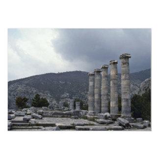 Greek Sculptures Card