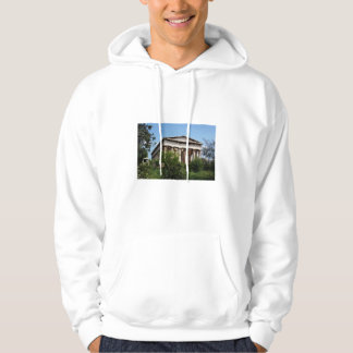 Greek Temple: Customizable Hoodie